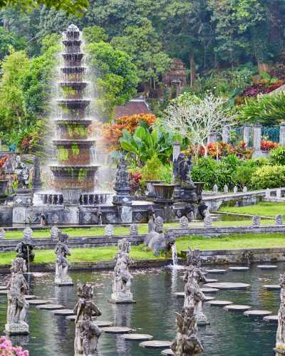 Bains royaux de Tirtagangga