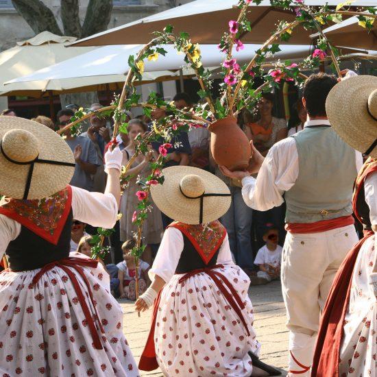 Festival in Occitania